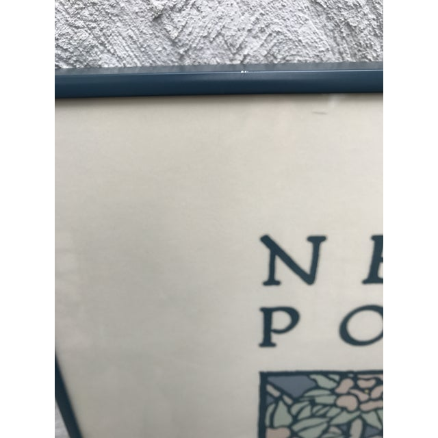 Newcomb Pottery Exhibition Poster - Image 4 of 4