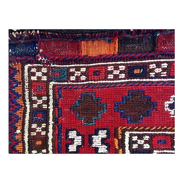 Turkish Wool Saddlebag - Image 4 of 6
