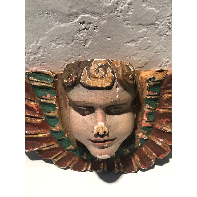 1930s Vintage Carnival Art Sculptural Carousal Fragment For Sale - Image 4 of 7