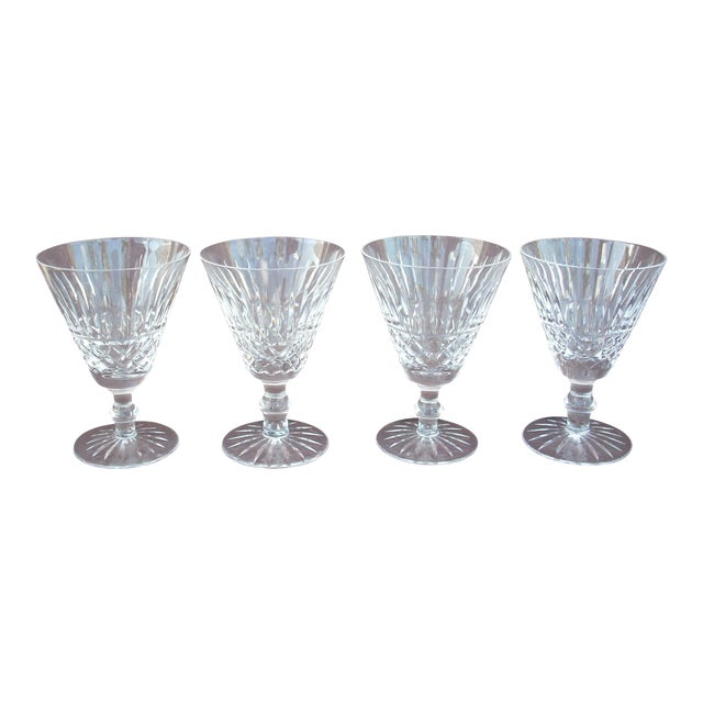 Waterford Tramore Water of White Wine Stems - Set of 4 - Image 1 of 4