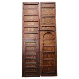 Image of Moorish Doors