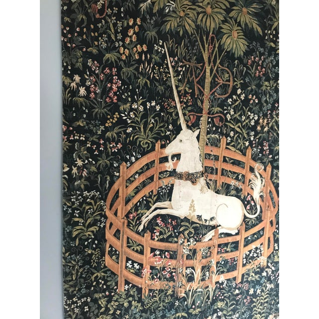 French 1970s Vintage Jp Paris Panneaux Gobelins Tapestry For Sale - Image 3 of 10