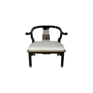 Horseshoe Oriental Chair by Pam Bolick