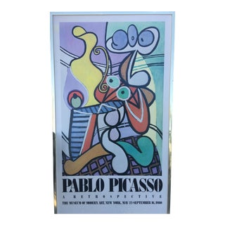1980s Picasso Poster For Sale