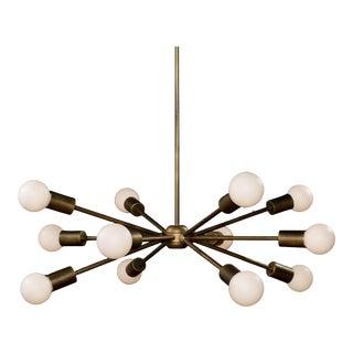 Sputnik Candelabra Modern Chandelier For Sale