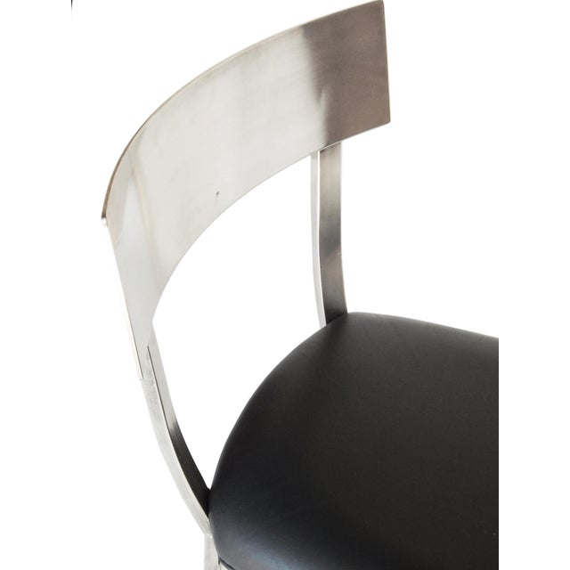 """""""Klismos Style"""" Dining Chairs For Sale In New York - Image 6 of 9"""