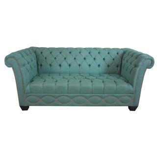 Kim Salmela Custom Chesterfield Sofa