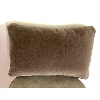 Maharam Mohair Lumbar Pillow Cover Preview