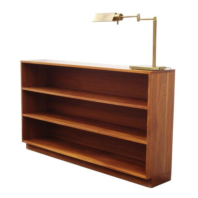 Solid Walnut Studio Bookshelf - Image 7 of 10