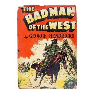 The Bad Man of the West Book For Sale