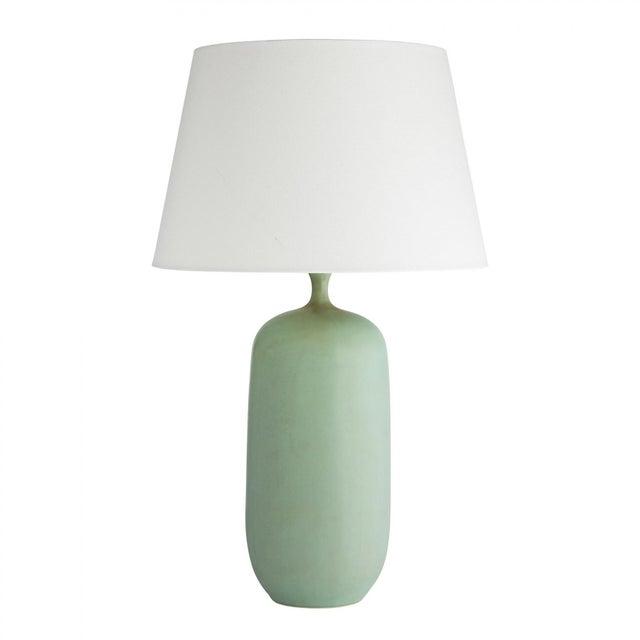 Ceramic Celerie Kemble for Arteriors Blair Lamp For Sale - Image 7 of 7