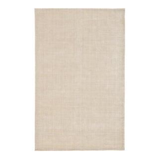 Jaipur Living Basis Handmade Solid White Area Rug 12'X15' For Sale