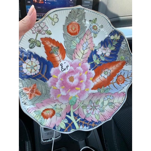 Tobacco Leaf Decorative Plate For Sale In Atlanta - Image 6 of 13