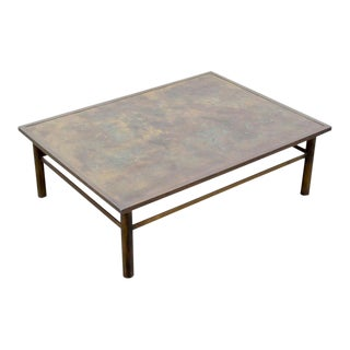 Philip and Kelvin LaVerne Muses Coffee Table For Sale