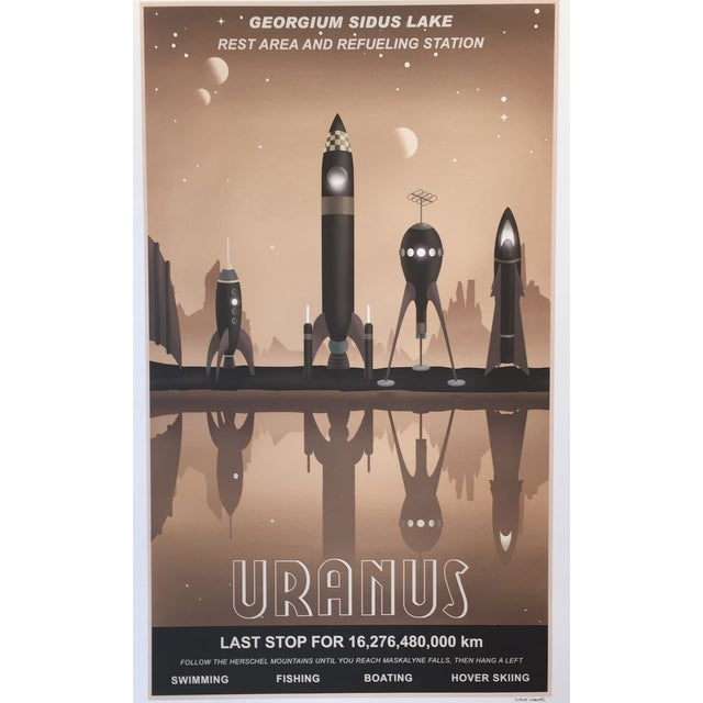 Travel to Uranus, Steve Thomas For Sale