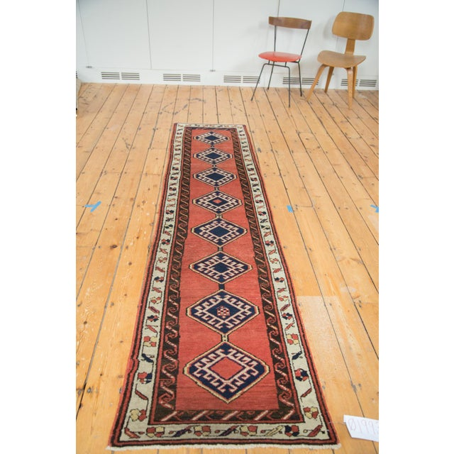"Islamic Vintage Sarab Rug Runner - 2'3"" X 9'4"" For Sale - Image 3 of 9"