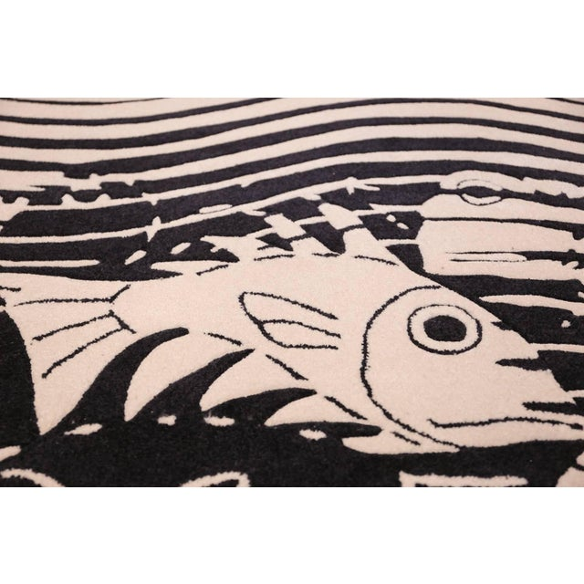 Scandinavian rugs, at first the Scandinavian rugs designs were woven in solid colors, featuring black, grey, white and...