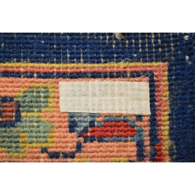 Karastan Heriz Serapi 9 X 12 Room Size Rug # 726 For Sale - Image 12 of 12