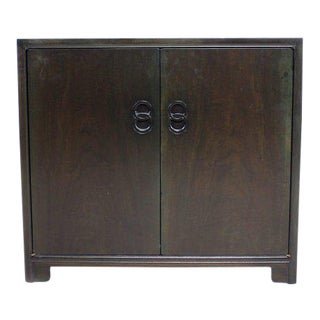 Michael Taylor for Baker Elegant Dresser Cabinet For Sale
