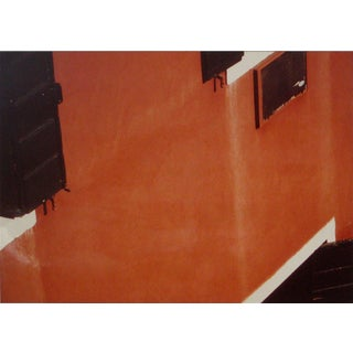 """""""City Art 18"""" 1970s Color Photograph Abstract For Sale"""