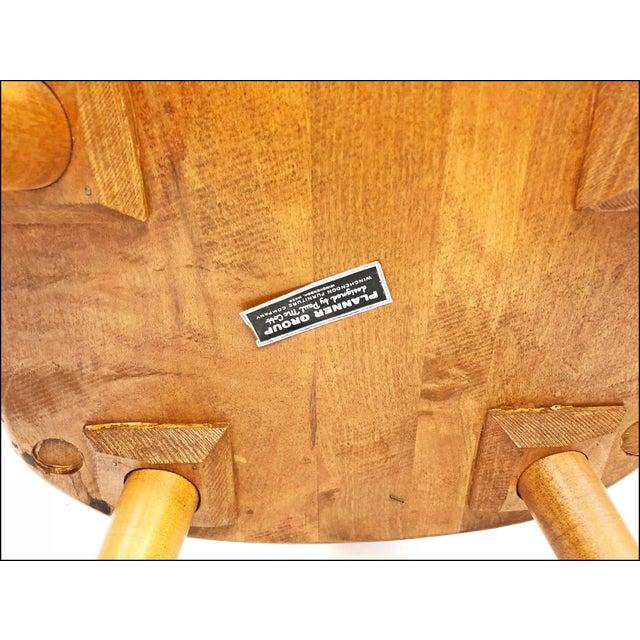 Mid Century Modern Paul McCobb Planner Group Desk & Chair For Sale - Image 11 of 13