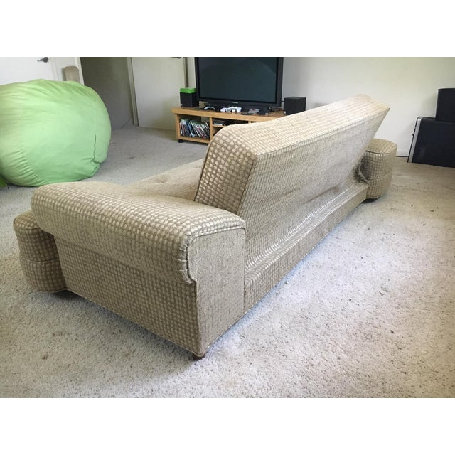Adrian Pearsall 1950's Mid-Century Convertible Dog Bone Sofa-Final Markdown For Sale - Image 4 of 9