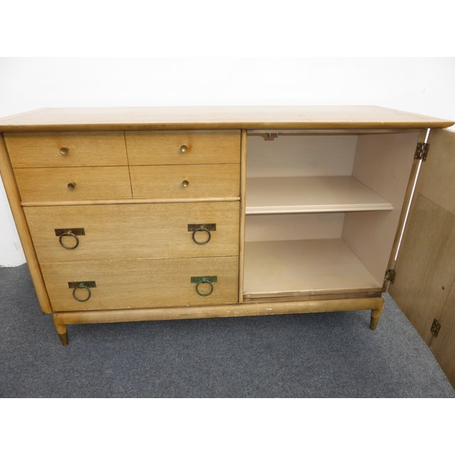 Mid-Century Danish Modern Buffet Sideboard - Image 5 of 11