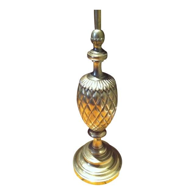 Stiffel Brass Pineapple Table Lamp - Image 3 of 9