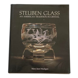 Steuben Glass Book For Sale