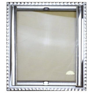 Big French Vintage Art Deco Mirror Frame by G.Escudero, 1950s For Sale