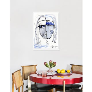 """Medium """"Mary-Mae"""" Print by Lesley Grainger, 19"""" X 27"""" Preview"""