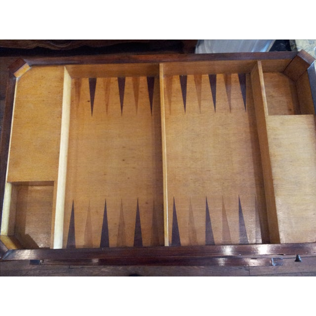 Art Deco Games Table - Image 6 of 8