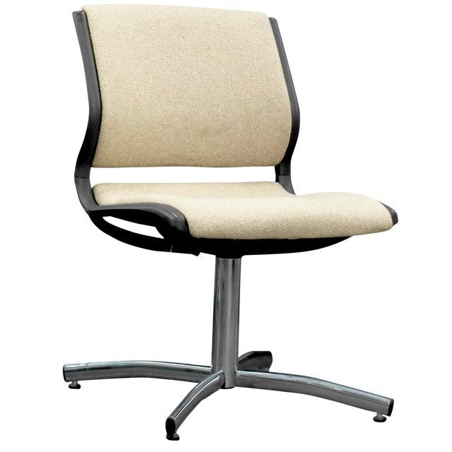 1980s Vintage Steelcase Mid Century Modern Style Office Chair Chairish