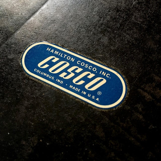 Cosco Mid-Century Modern Bar Cart - Image 8 of 8