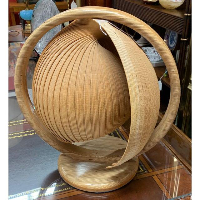 Danish Modern Nautilus Lamp For Sale In Tampa - Image 6 of 12