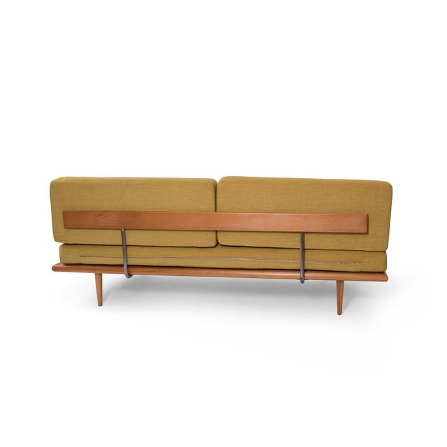 Herman Miller 1950s George Nelson for Herman Miller Daybed Sofa For Sale - Image 4 of 9