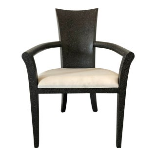 Solid Terrazzo Armchair by Carlo Furniture For Sale