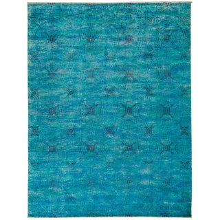 """Vibrance Hand Knotted Area Rug - 9' X 11'7"""""""