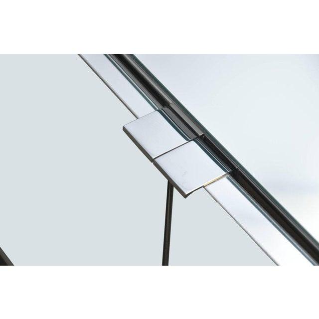 Mid-Century Modern Ello Mirrored Chrome Credenza For Sale - Image 3 of 5