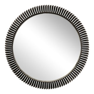 Contemporary Jet Engine Compressor Wheel Mirror
