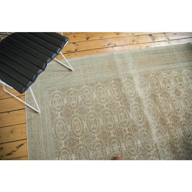 "Vintage Distressed Kaisary Carpet - 6'7"" x 9'5"" - Image 5 of 10"
