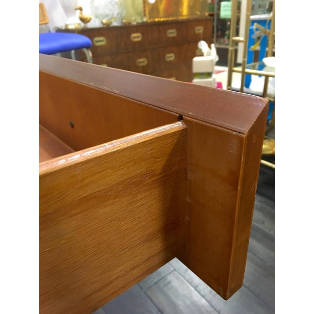 Mid Century Modern Craddock China Cabinet Hutch For Sale - Image 9 of 12