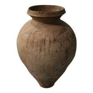 Spanish Terracotta Vessel