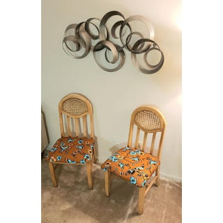Custom Ankara Chairs Preview