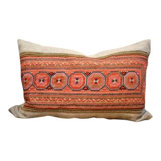 Lis Hmong Pillow