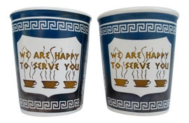 Image of Coffee Cups in West Palm