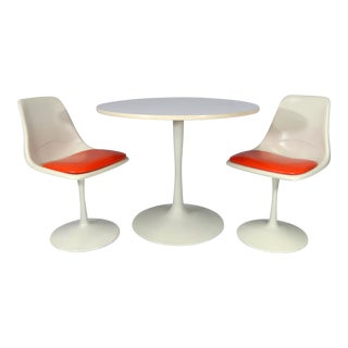 Mid-Century Tulip Dining Set For Sale