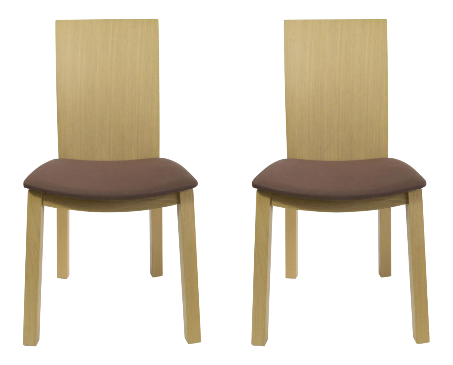 Idealsedia Italian Made Post Modern Side Chairs   A Pair