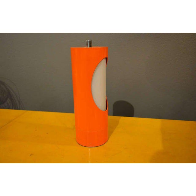 1960s Mid Century Modern Regianni Table Lamp For Sale - Image 5 of 5