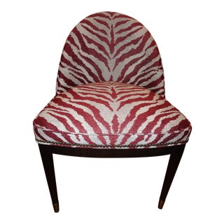 Suzanne Kasler for Hickory Chair Laurent Chair For Sale